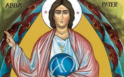 Gott Vater Ikone-small
