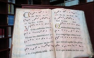 Latin Psalmen Noten Lied