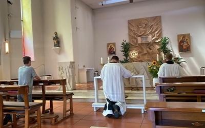 Michael Heiligenkreuz Wir beten für Sie