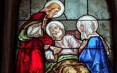 Hl Josef Tod Josefskirche Nazareth