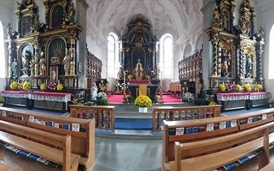 Kirche St Jakob Steinen SZ